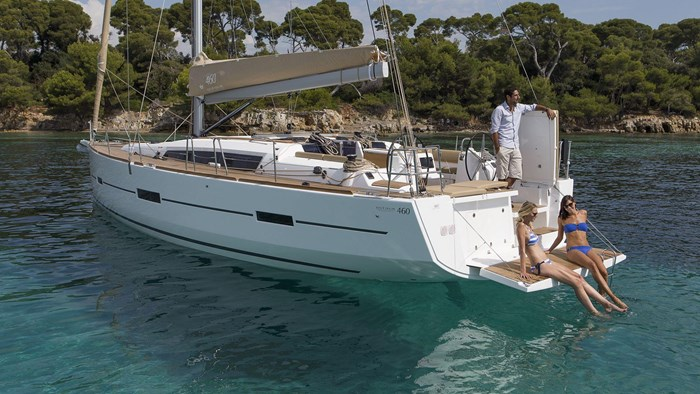 2021 Dufour Yachts Grand Large 460 Photo 13 sur 42