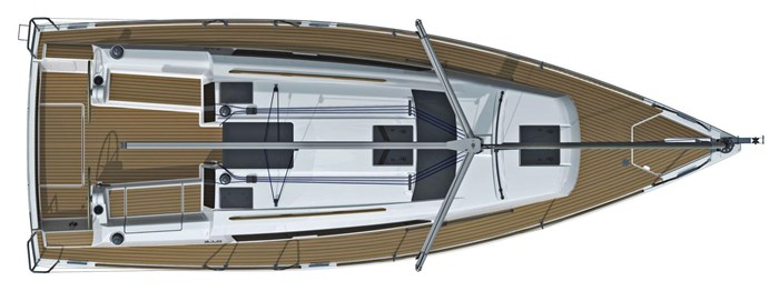 2020 Dufour Yachts Grand Large 310 Photo 14 of 16