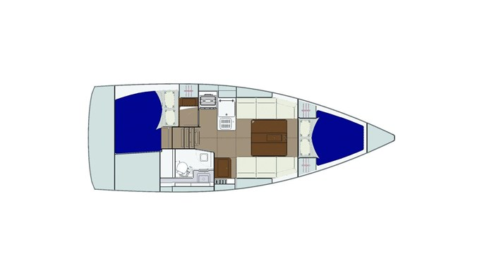 2020 Dufour Yachts Grand Large 310 Photo 15 of 16