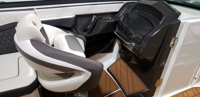 2019 Monterey 278SS Bowrider Photo 24 of 35