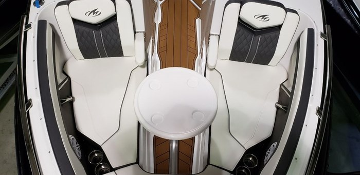 2019 Monterey 278SS Bowrider Photo 30 of 35