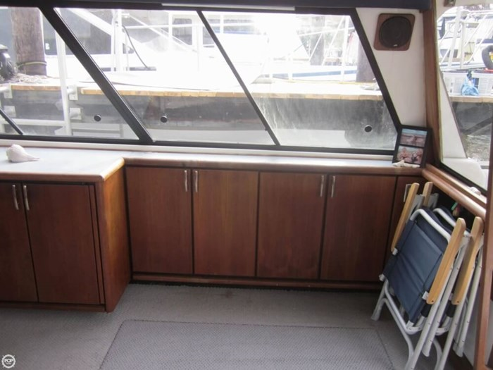 1993 Bayliner 4588 Motoryacht Photo 20 sur 20