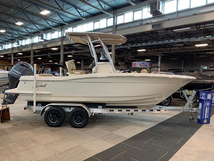 2019 Scout 215 XSF Photo 1 of 32