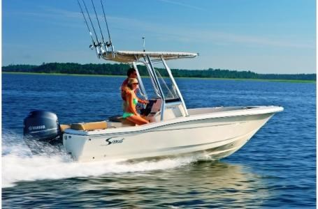 2019 Scout 195 Sport Fish Photo 2 of 23