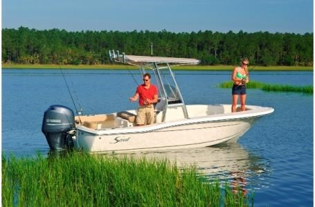 2019 Scout 195 Sport Fish Photo 12 of 23