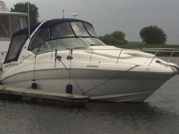 2005 Sea Ray 320 Sundancer Photo 1 of 18