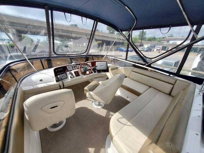 2011 Regal 4080 Sedan Bridge Photo 33 sur 41