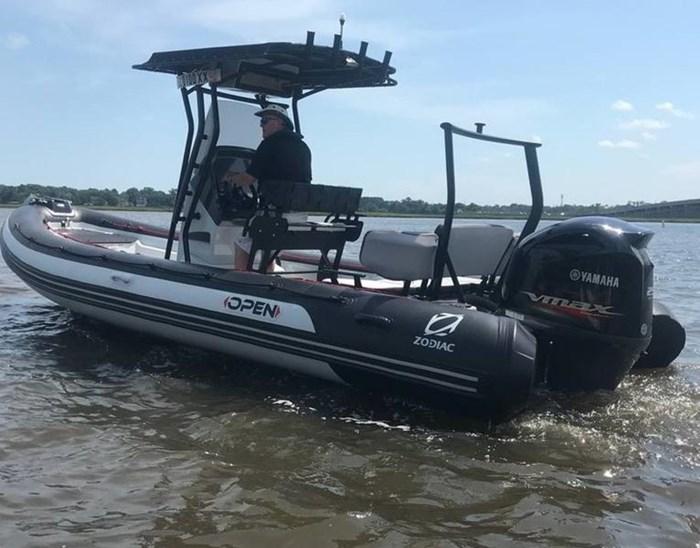 Zodiac Pro 7 Open 2019 New Boat for Sale in Midland, Ontario -  BoatDealers ca