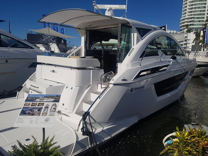 Cruisers Yachts 50 Cantius 2019 New Boat for Sale in Orillia