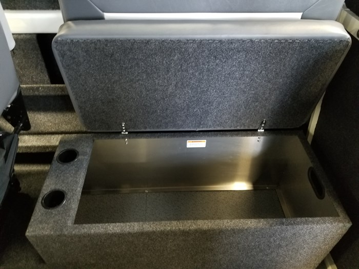 2021 Thunder Jet 23 Alexis Hard Top Alaskan Bulkhead Photo 28 of 92