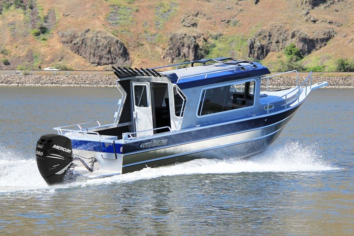 Thunder Jet 24 Pilot 2019 New Boat for Sale in Port Alberni, British  Columbia - BoatDealers ca