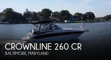 2012 Crownline 260 CR Photo 1 of 20