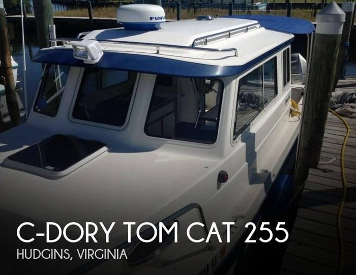 2007 C-Dory Tom Cat 255 Photo 1 sur 20