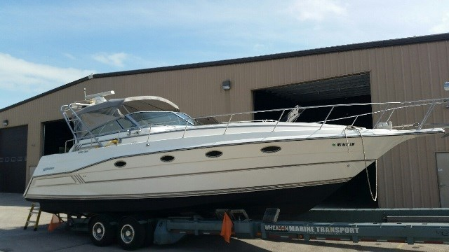 1991 Cruisers Yachts 3675 ESPRIT Photo 1 of 24