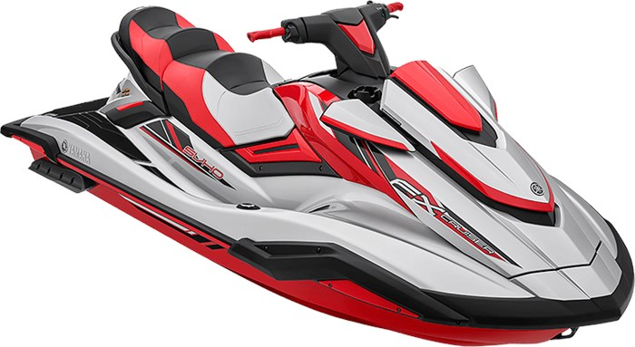 2020 Yamaha FX Cruiser SVHO Photo 1 sur 2