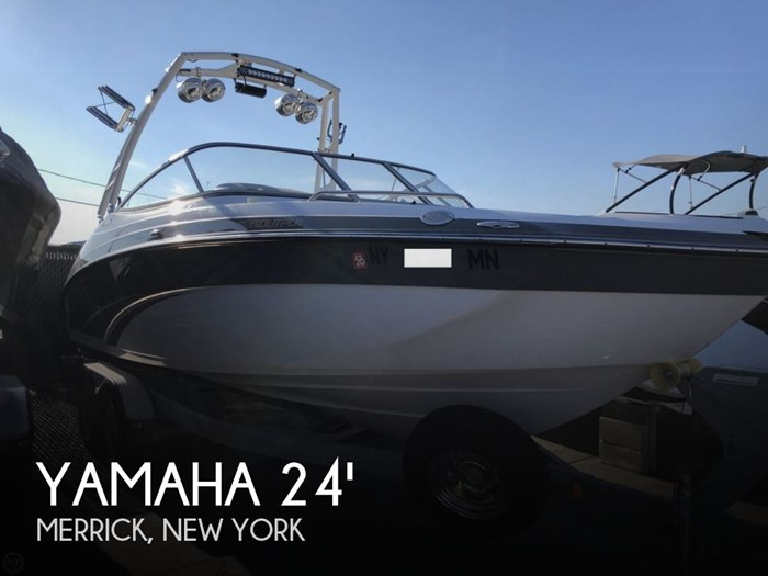 2016 Yamaha 242 Limited S Photo 1 of 14