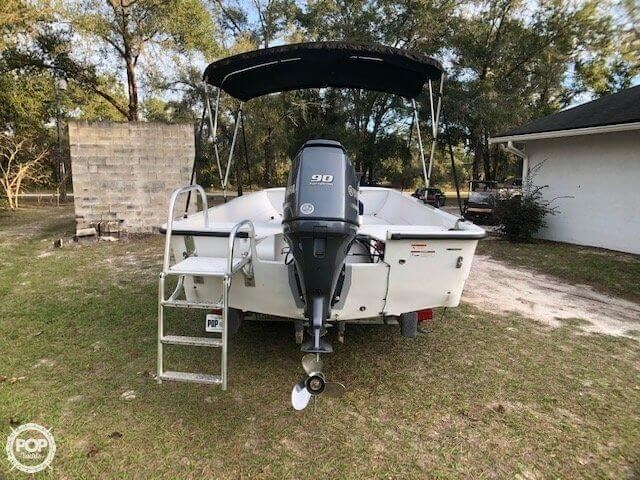 2011 Triumph 17 Skiff Photo 19 sur 20