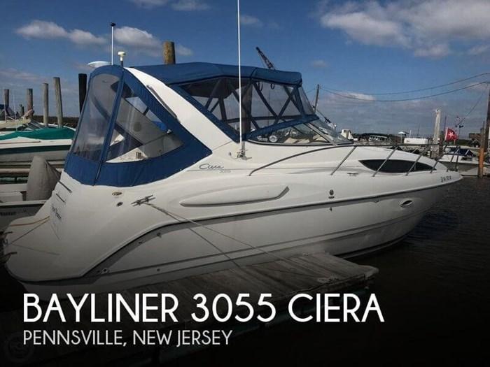 2000 Bayliner 3055 Ciera Photo 1 sur 19