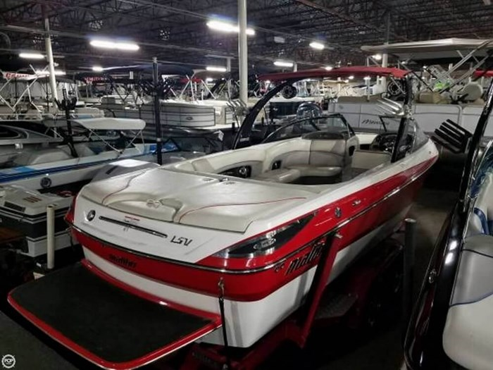 2007 Malibu Wakesetter 247 LSV Photo 3 sur 20