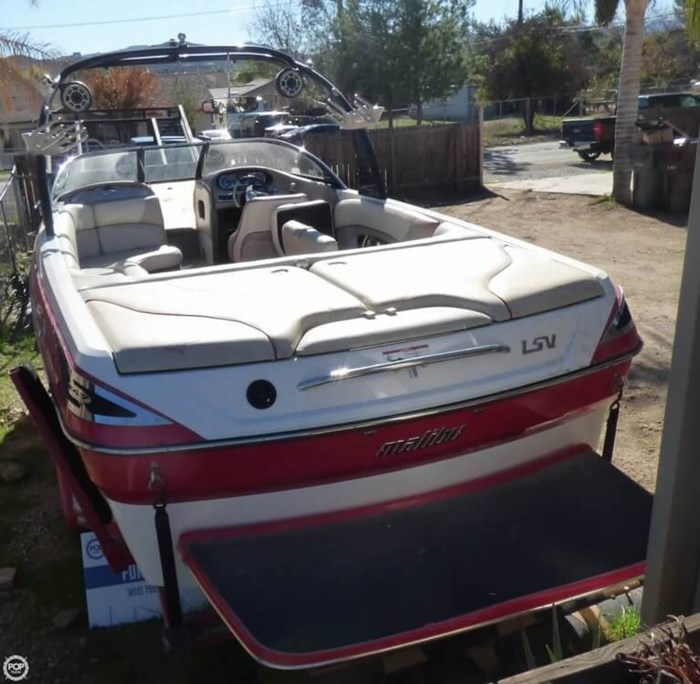 2007 Malibu Wakesetter 247 LSV Photo 4 sur 20