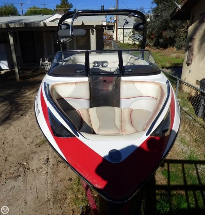 2007 Malibu Wakesetter 247 LSV Photo 6 sur 20
