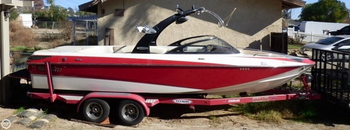 2007 Malibu Wakesetter 247 LSV Photo 7 sur 20