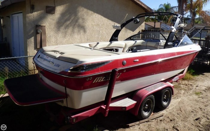 2007 Malibu Wakesetter 247 LSV Photo 8 sur 20