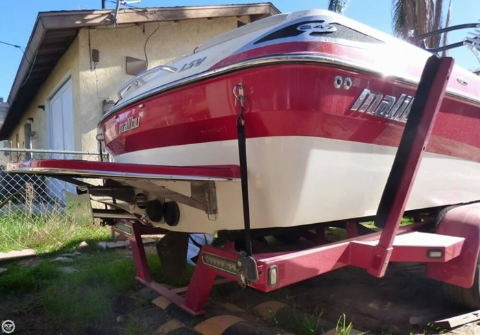 2007 Malibu Wakesetter 247 LSV Photo 9 sur 20