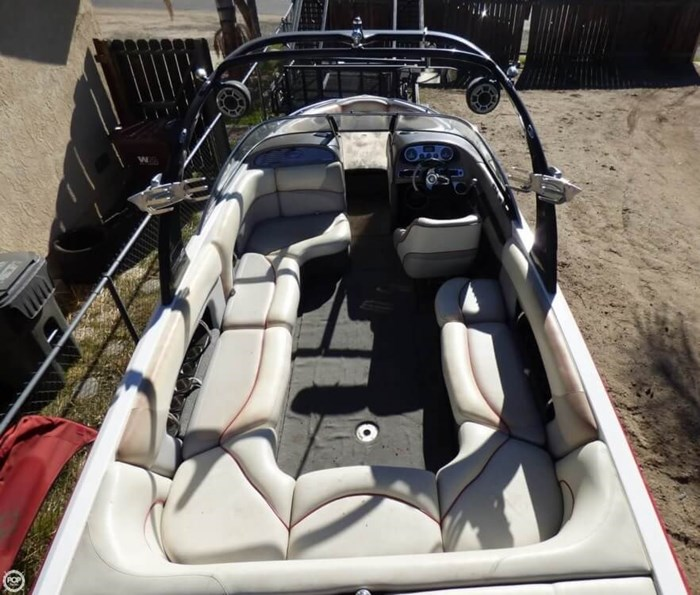 2007 Malibu Wakesetter 247 LSV Photo 10 sur 20