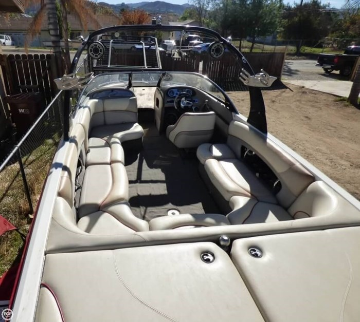 2007 Malibu Wakesetter 247 LSV Photo 11 sur 20