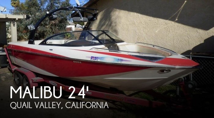 2007 Malibu Wakesetter 247 LSV Photo 1 sur 20