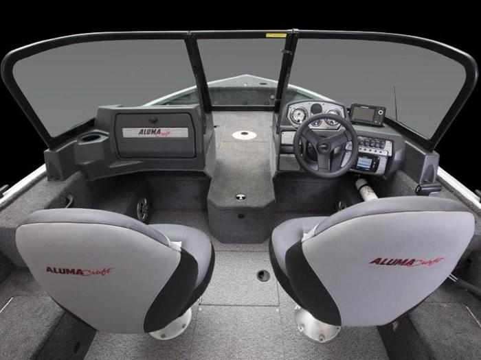 2019 Alumacraft Voyageur 175 Sport Photo 5 sur 10