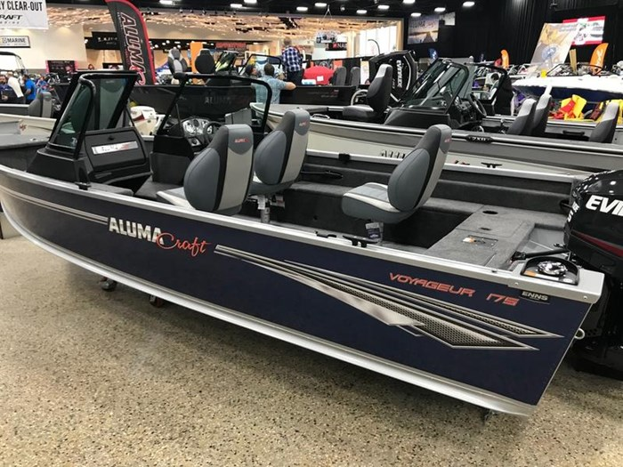 2019 Alumacraft Voyageur 175 Sport Photo 3 sur 10