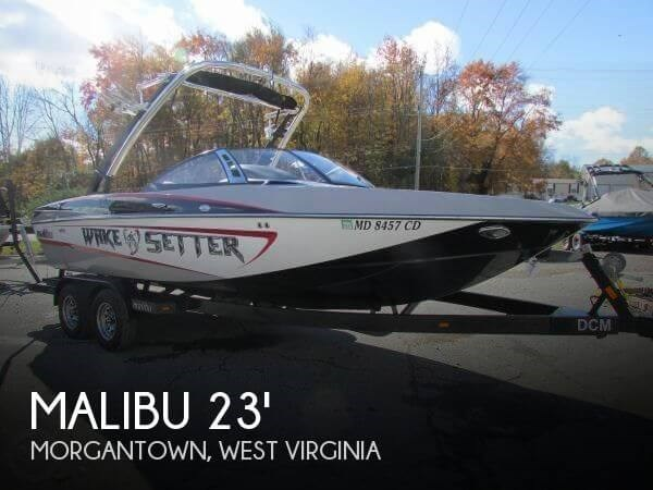 2012 Malibu Wakesetter VLX Photo 1 of 11