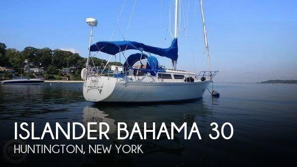 1983 Islander Bahama 30 Photo 1 sur 21