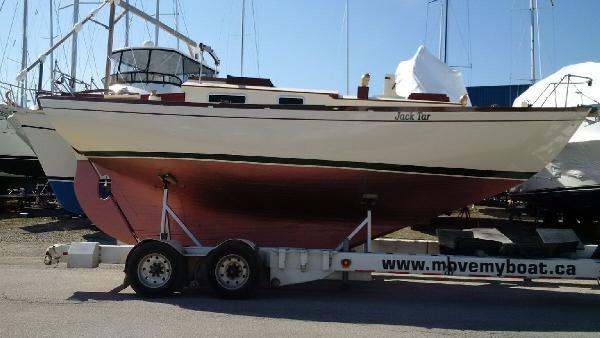 1963 Custom 28' wooden sloop Photo 10 sur 39