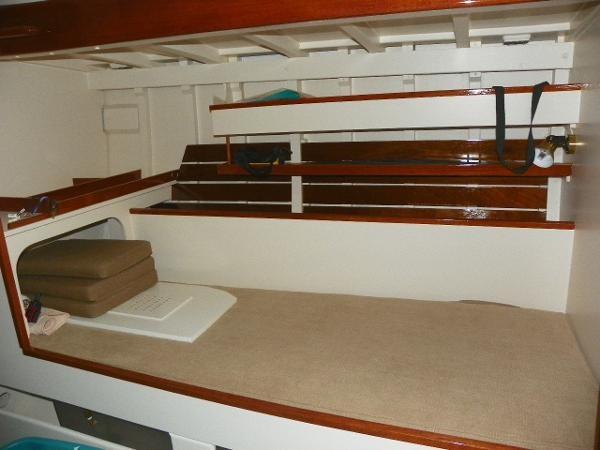 1963 Custom 28' wooden sloop Photo 19 sur 39