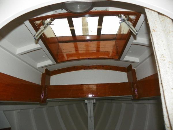 1963 Custom 28' wooden sloop Photo 21 sur 39