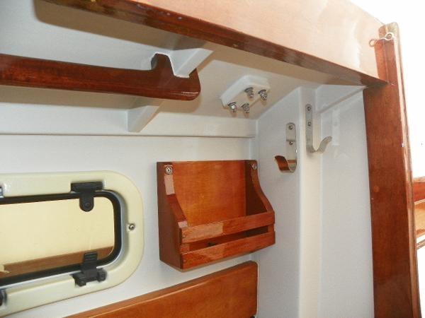 1963 Custom 28' wooden sloop Photo 27 sur 39