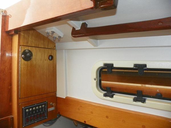 1963 Custom 28' wooden sloop Photo 28 sur 39