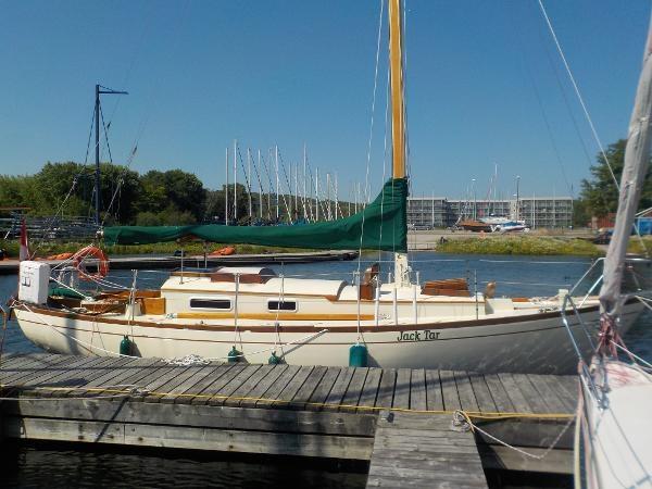 1963 Custom 28' wooden sloop Photo 5 sur 39