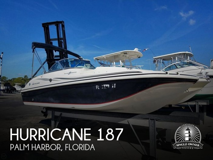 2013 Hurricane 187 Sun deck Photo 1 of 21