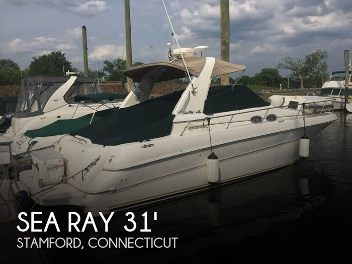 2000 Sea Ray 310 Sundancer Photo 1 of 20