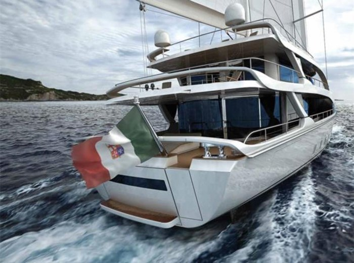 2016 Mondomarine SM45 Photo 3 of 9