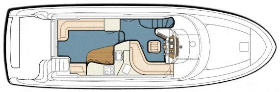 2001 Sea Ray 540 Cockpit Motor Yacht ***SALE PENDING*** Photo 7 of 8