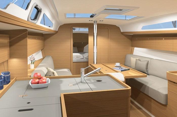 2020 Dufour Yachts 360 Grand Large Photo 3 sur 5