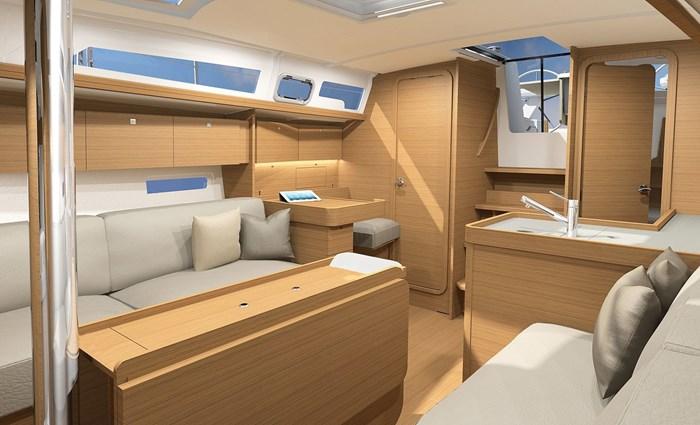 2020 Dufour Yachts 360 Grand Large Photo 4 sur 5
