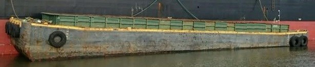 1950 Cape Class Hopper Barge 146' x 38' x 17.5' Photo 2 of 3
