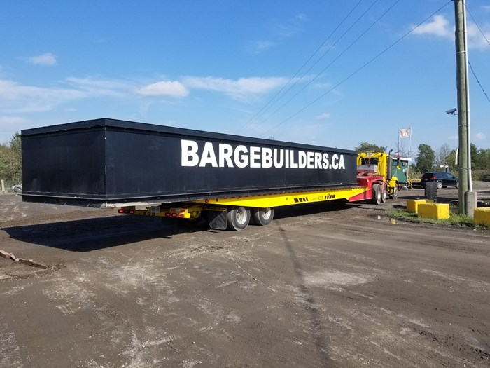 2019 Custom Barge Photo 6 of 7