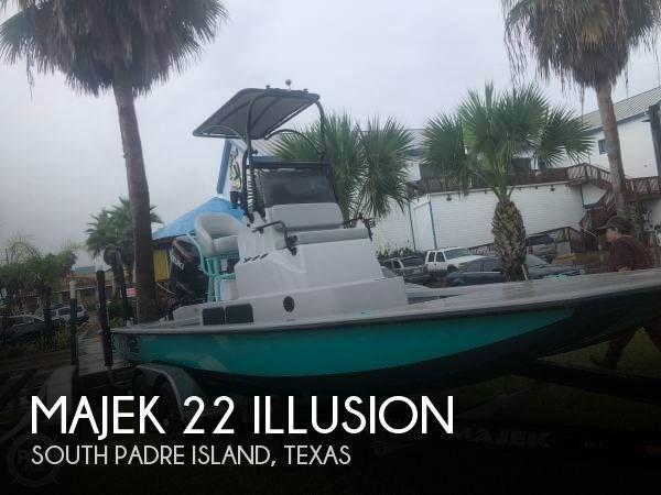 2018 Majek 22 Illusion Photo 1 of 12
